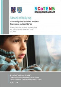Disablist Bullying